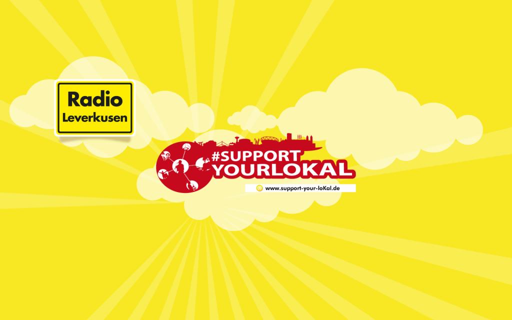 #supportyourlokal unterstützt Leverkusener Gastronomen